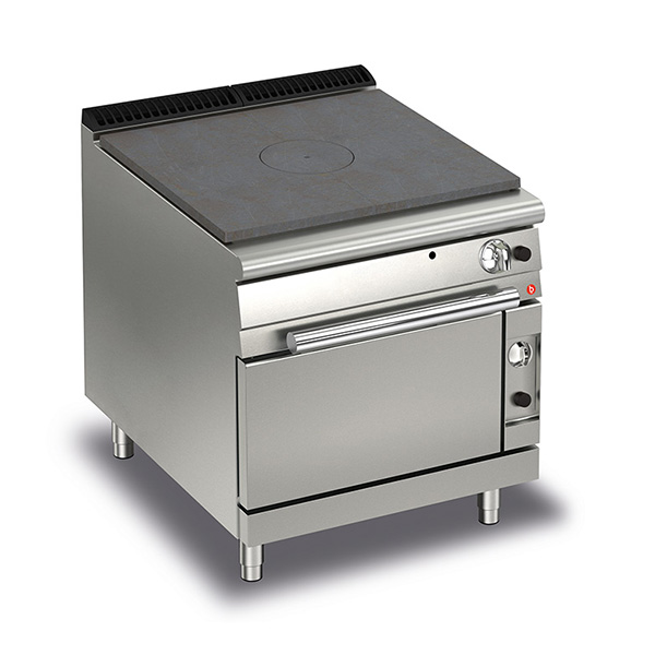 baron gas target top gas oven q70tpf g800