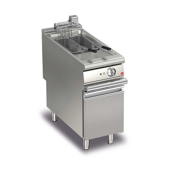 Baron baron 20l single basin electric deep fryer q90fri e420