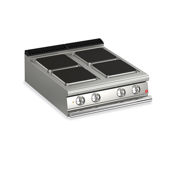 baron 4 burner electric cook top q90pc e801