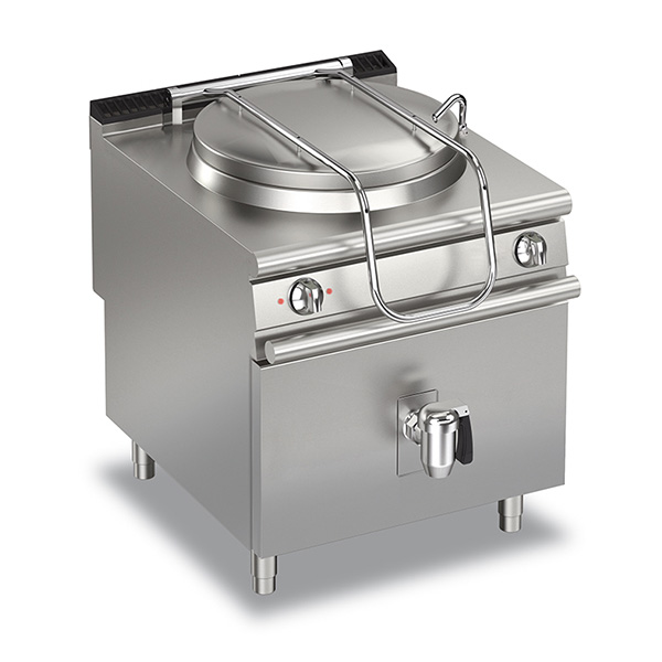 baron 100l direct heating electric boiling pan q90pf ed100
