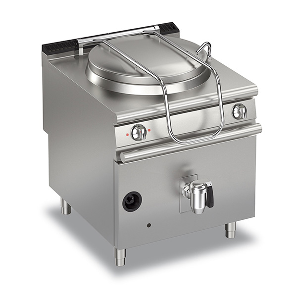 baron 150l direct heating gas boiling pan q90pf g150