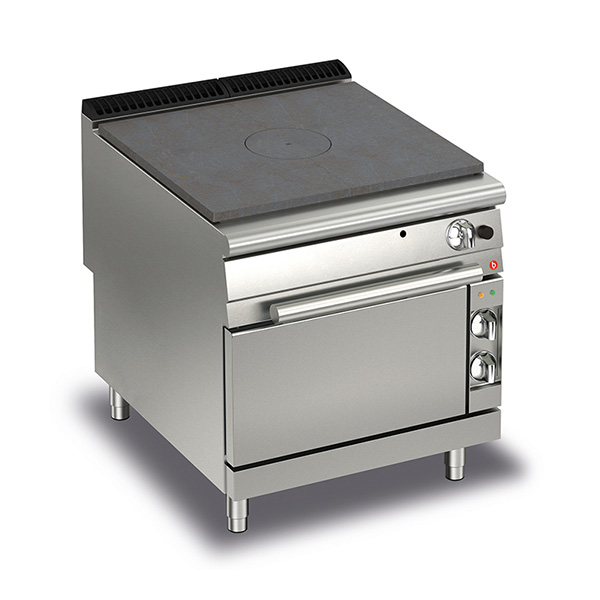 baron gas target top electric oven q90tpf ge800