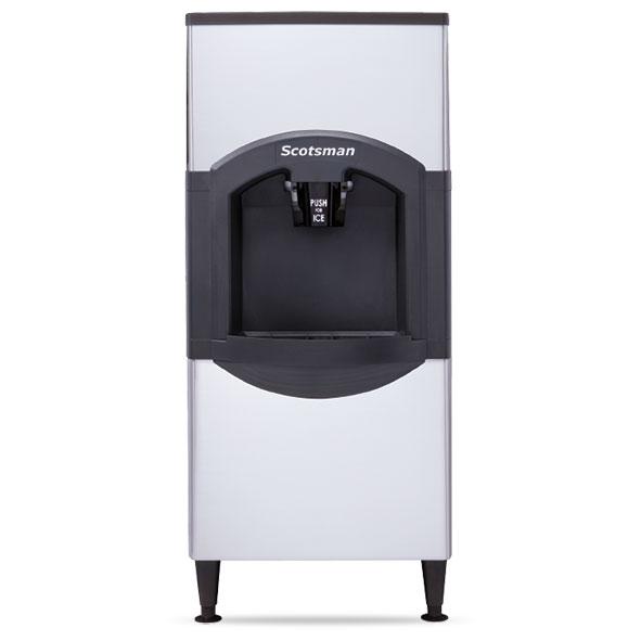 Scotsman ice dispenser storage bin hd22b