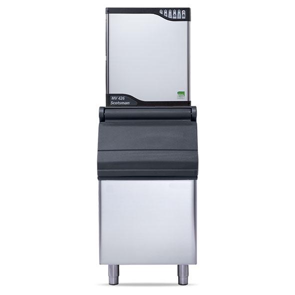 Scotsman ice machine slim line high production mvh426