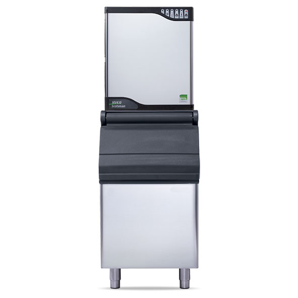 Scotsman ice machine eco friendly slim line mvh430