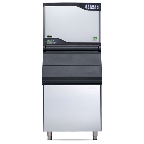 Scotsman ice machine eco friendly high production mvh460