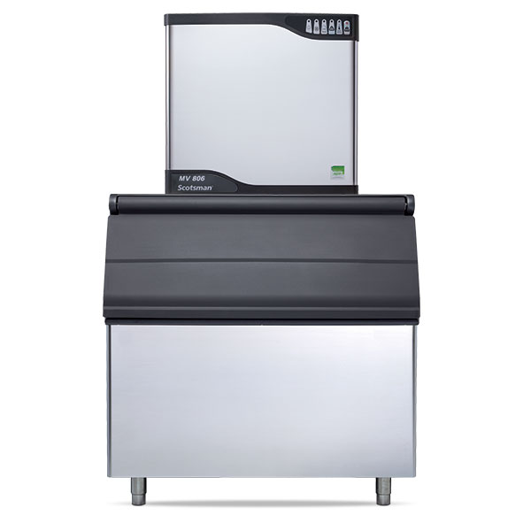 Scotsman ice machine high production mvh806