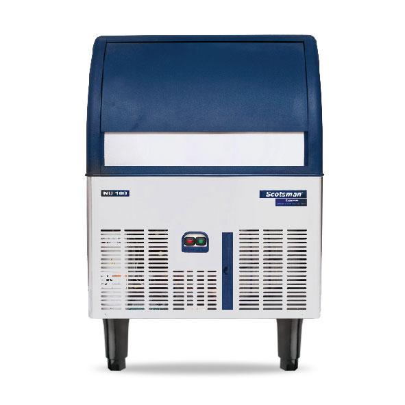 Scotsman ice machine underbench nu100