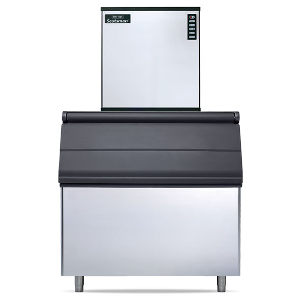 Scotsman ice machine high production nwh1008