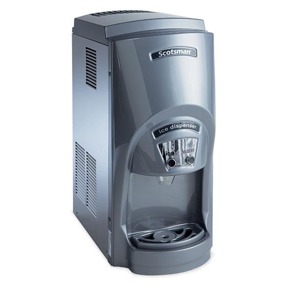 Scotsman ice water dispenser bench model tcs180