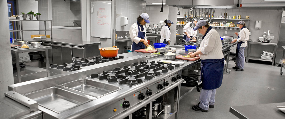 The Baron cook top advantages the best and most reliable brand of commercial cooking equipment in Australia manufactured in Italy