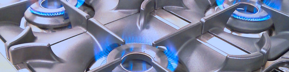 Baron commercial burners designed and manufactured to be the best and most efficient on the market. The burners design allows the pot to sit at the most optimal height to make use of the most efficient part of the flame resulting in faster boil times
