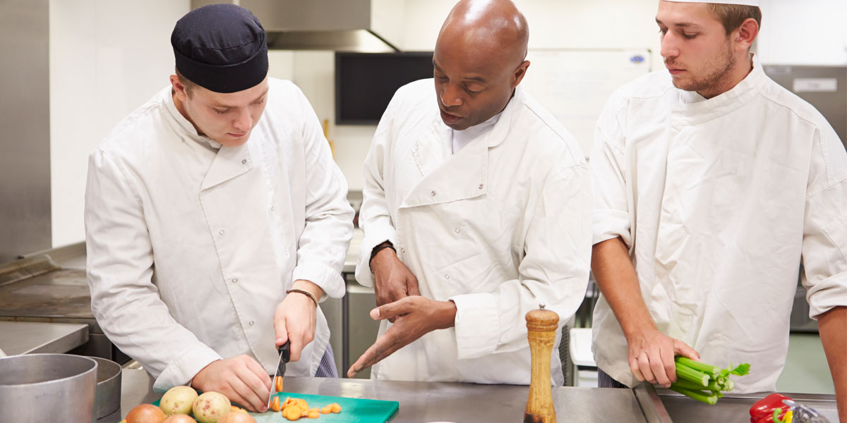 Baron Commercial Cooking Equipment designed the be the perfect partner for tafes, cooking schools and technical training colleges.