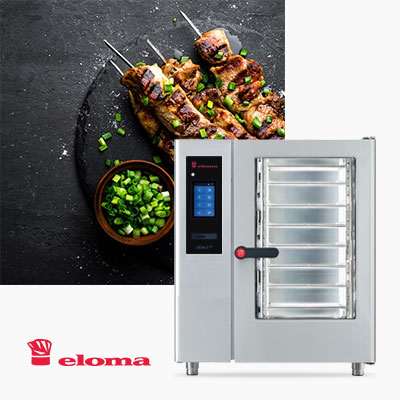 Combi Ovens Steamers Baking Bakery Commercial Eloma