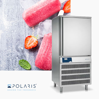 Refrigeration Blast Chiller Freezer Fridges Commercial Polaris