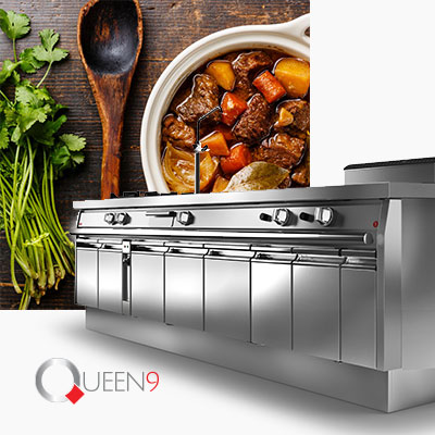 Cooking Catering Equipment Commercial Heavy Duty Line Baron