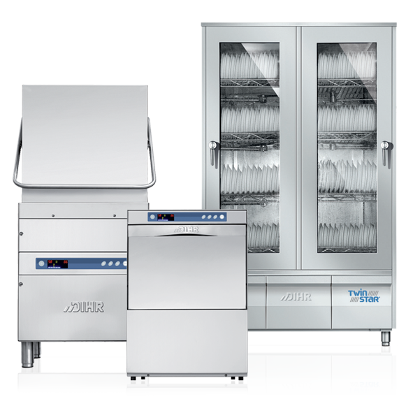 DIHR Commercial Dish Washers, Glass Washers, Pot Washers & Ware Washing Equipment